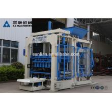 Máquina de fabricación de bloques huecos en China