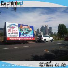Panneau publicitaire de P6 SMD pour des magasins / grand écran mené extérieur Panneau publicitaire de P6 SMD pour des magasins / grand écran mené extérieur