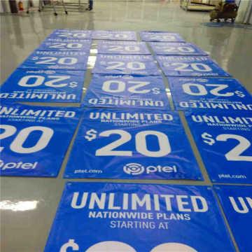 11oz Custom Full Color PVC Flex Banner