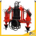 Tous les types de pompe à bouillies centrifuges