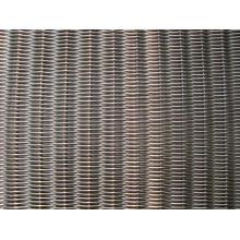 Kontrast Weaving Edelstahl Dutch Wire Twill Mesh