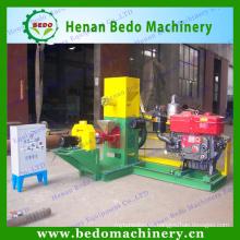Heißer Verkauf Qualitäts Sojabohnenprotein-Extrudermaschinen für die Tierfütterung mit CER 008618137673245