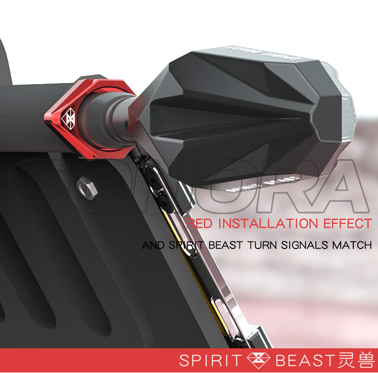 SPIRIT BEAST steering light base (3)