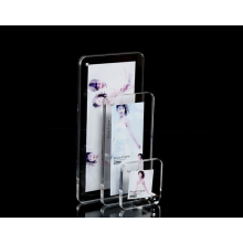 Custom Transparent Acrylic Picture Photo Frame