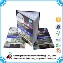 Libro de la ingeniería eléctrica de la cubierta dura de la laminación brillante de la fábrica del OEM