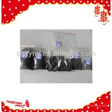 Meios filtrantes de antracite para tratamento de água