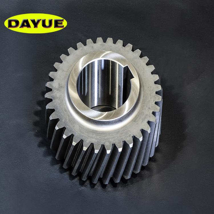DAYUE提供高品质的中国工厂定制压铸模具零件齿轮,直切驱动齿轮,正齿轮/固定齿轮