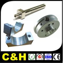 Piezas de encargo de la máquina de fresado del CNC del OEM Piezas de encargo de la máquina del CNC