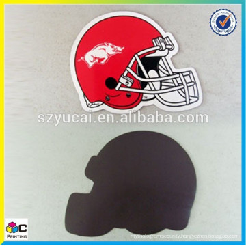 factory price hot sale magnetic car sticker