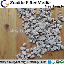 Suprimento profissional natural zeólito filtro de água aditivos para alimentação de mídia zeólito para agricultura China fornecedores de zeólita