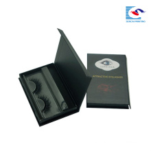 custom mink eye lashes 3D packaging box