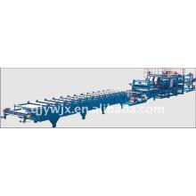 QJ automatic 980 sandwith panel linha de produção