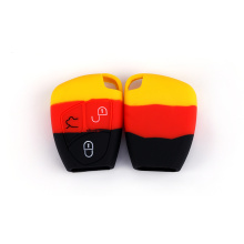 Pattern Soft Silicone Key Case für Benz