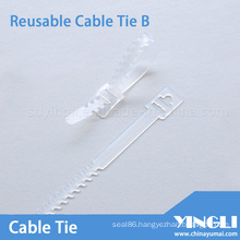 Reusable Cable Tie in Type B