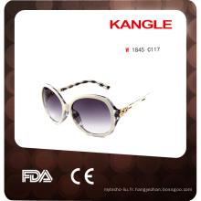 lunettes de soleil en plastique promotionnelles colorées