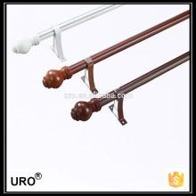 flexible aluminium drapery rods and hardware