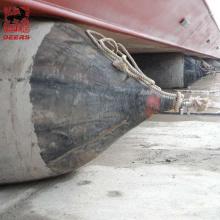 Airbag en caoutchouc gonflable marin professionnel pour la mise à l'eau de bateaux