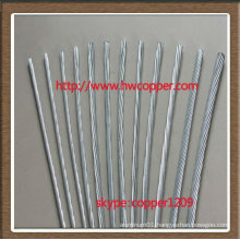 zinc coated steel wire strand