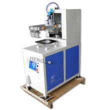 Máquina automática da impressora do balão da tela de seda da cor única com tamanho máximo da impressão 150x 150mm