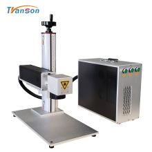 Machine de gravure laser à gobelet en métal pour bouteilles d'eau 30W