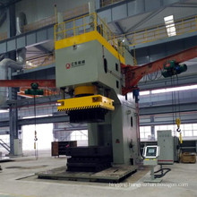 Single Column Hydraulic Press