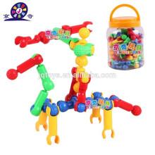 Adicionar grossa bebê segurança blocos de construção brinquedo