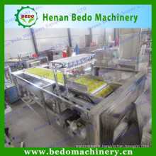 Machine de nettoyage de graines de haute efficacité / graines machine de ponçage / graines de raisin enlèvement machine 008613253417552
