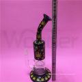 Tubo de água de vidro nobre para fumar