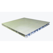 Paneles de panal de fibra de vidrio de superficie rugosa