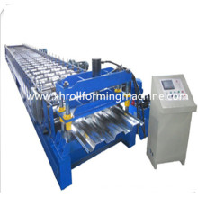 Floor Decking Steel Sheet Roll Forming Machine