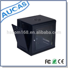 """Impermeable exterior Telecom Server montado gabinete con aire acondicionado, Ventiladores de ventilación, rack de 19 """""""