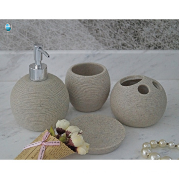Chinese manufactory best price home hotel toilet bath accessory plastic bathroom set