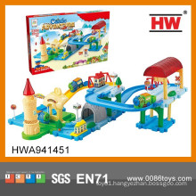 New Design B/O Railway Toy Set Ring Big Adventure