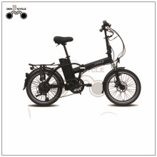 النظام الكهربائي 36V10AH LI-ION BATTER 50W ريار موتور MINI FOLDING STYLE ELECTRIC BIKE