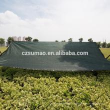 Nouveau style top vendre extérieur hdpe pergolas ombre tissu de voile