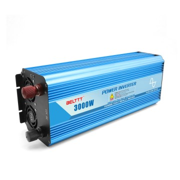 High Efficiency Pure Sine Wave Power Inverter 3000W