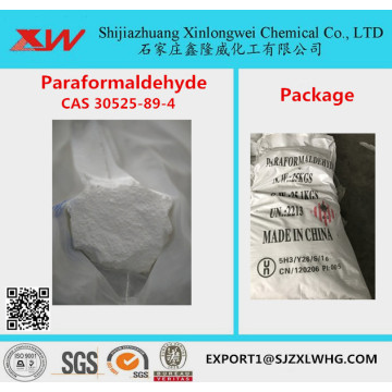 Parformaldehyde Prills CAS NO: 30525-89-4