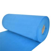 Tissu non tissé imperméable stratifié par PE de pp
