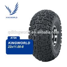 22 * 11 h 00-8 fabricant ATV tire 4PR