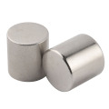 NdFeB Magnet Cylinder with Straight Hole, Used for Permanent Grid.