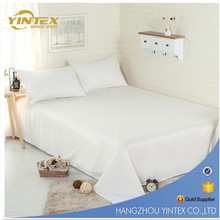 4 Star Hotel Furniture Cotton Bleaching 60 X40 Small Embriodery Bedding Set