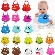 Various Design Custom Silicone Soft Baby Bibs/EVA Baby Bibs