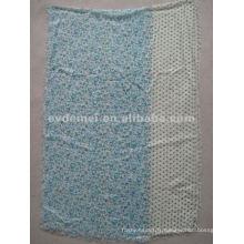 Polyester voile production d'écharpe assez bon marché