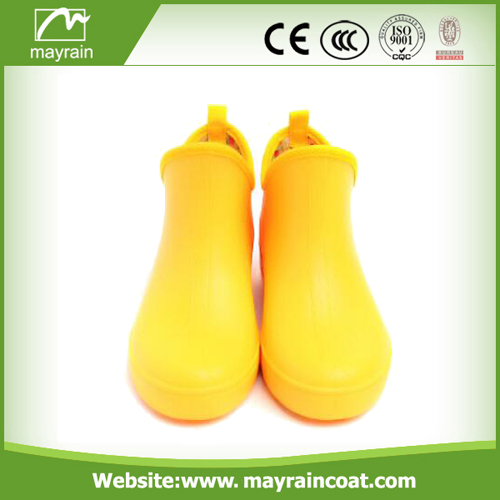 Candy Color Kids Rain Boots