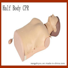 First Aid CPR Manikin, Half Body CPR Training Manikin