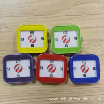 Children Silicone Jelly Sports Quartz Wrist Watch