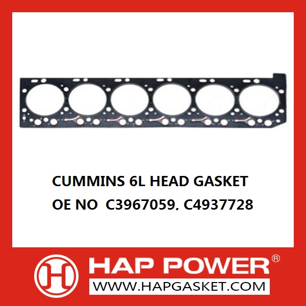 Hap Cs 011 CUMMINS 6l Head Gasket