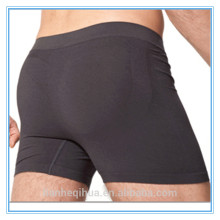 2015 Hot Style Men Seamless Underwear Boxer Shorts Bamboo fiber