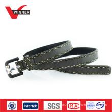 Factory Made Men Stitching PU Wholesale Belts