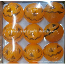High Quality Novelty Pumpkin Design Venting Ball